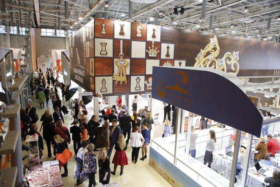 Ювелирная выставка «Junwex Москва»