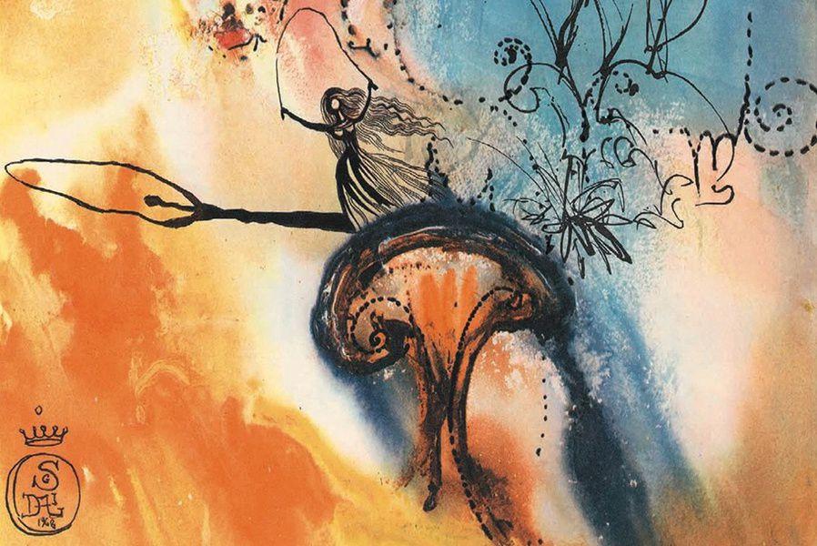 Выставка Сальвадора Дали «Алиса в Стране чудес»