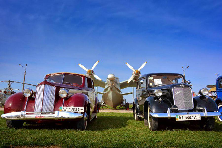 Международный ретрофестиваль Old Car Land