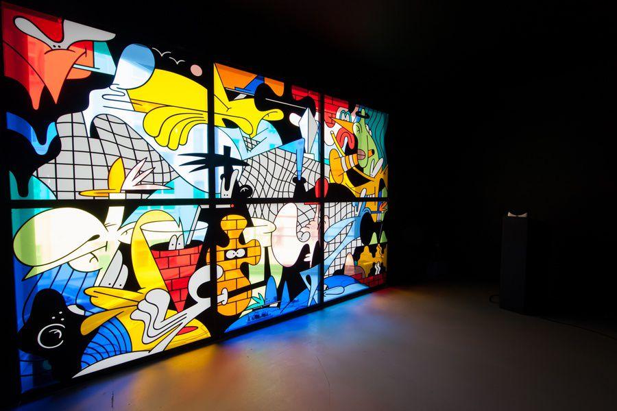 Выставка виртуальной реальности «Метаформы»
