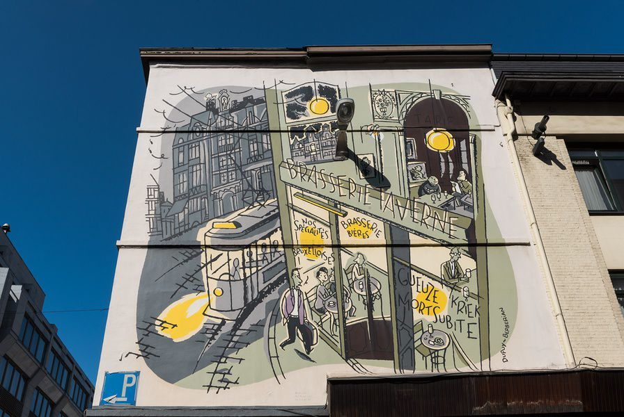 Выставка «Комиксы в граффити»