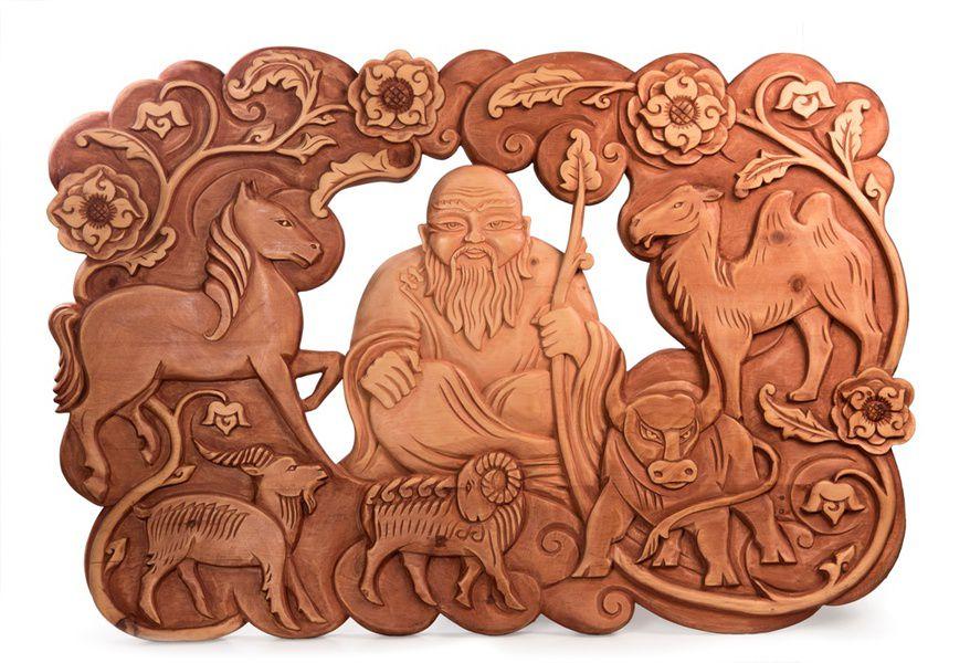 Выставка «Девять драгоценностей Бурятии»