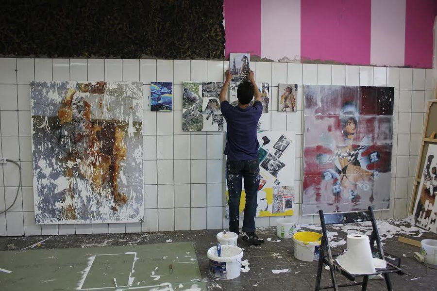 Выставка Terrasse Critique