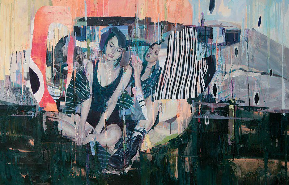 Выставка Morik «Балансируя между»