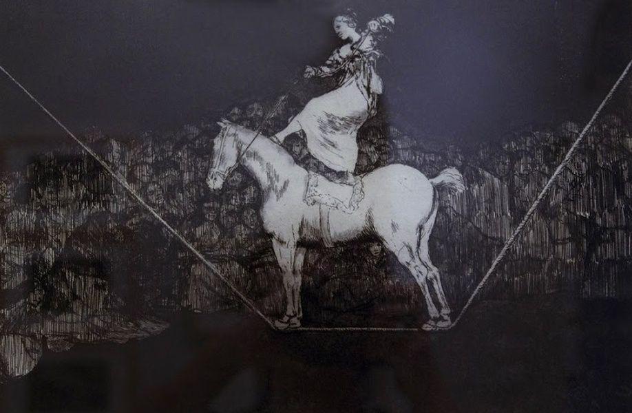 Выставка «Франсиско Гойя. Красный монолит»