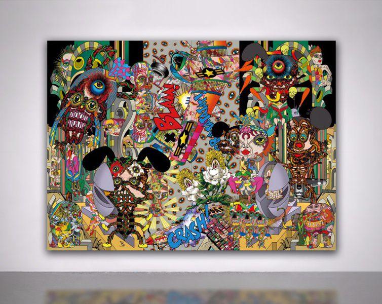 Выставка Land of Mirrors