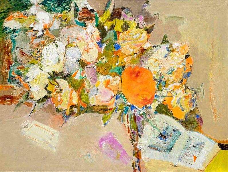 Выставка «Предчувствие весны»