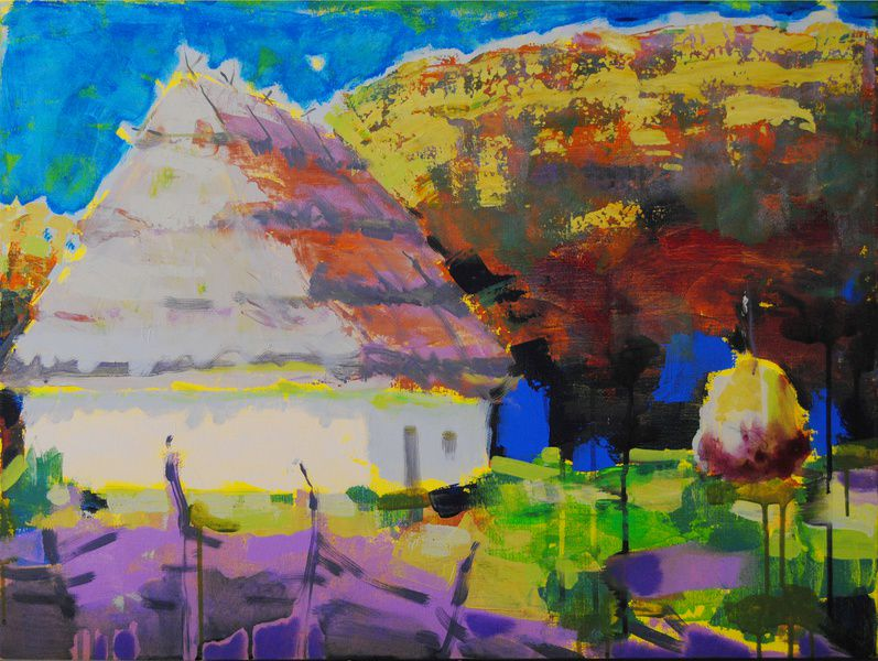 Выставка «Трансформация. Украинское село»