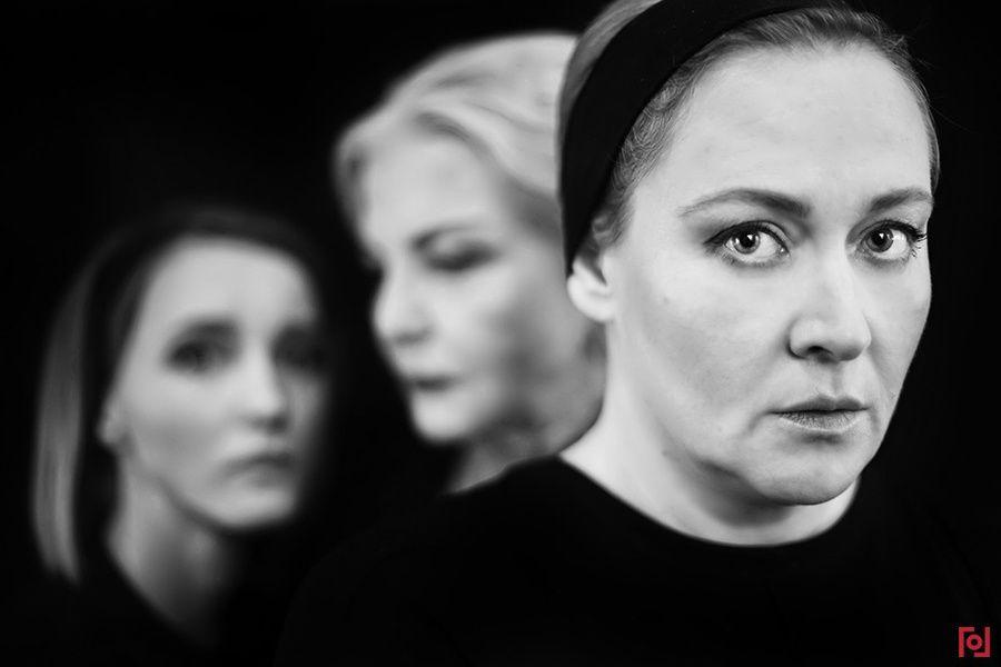 Спектакль «Персона» в «Гоголь-центре»