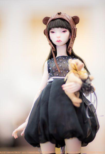 Весенний бал авторских кукол