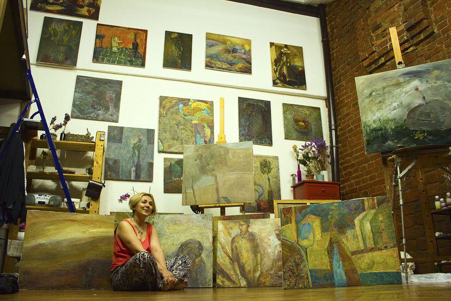Выставка произведений Риты Хасо и Билара Царикаева