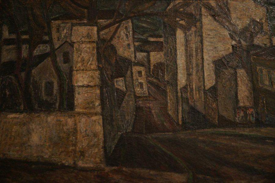 Выставка архитектора Марата Баскаева «Мой город»