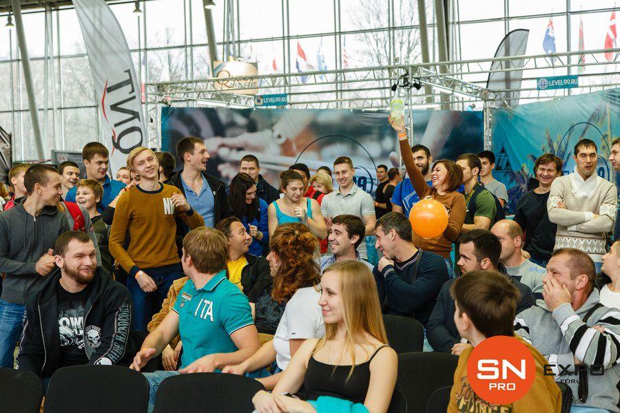 Фестиваль спорта SN Pro Expo Forum-2015