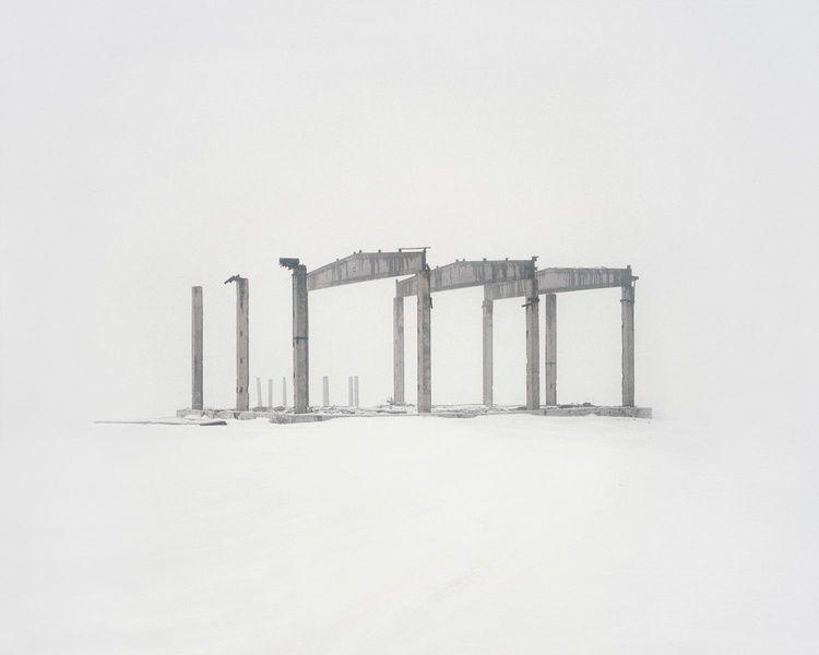 Выставка «Закрытые территории»