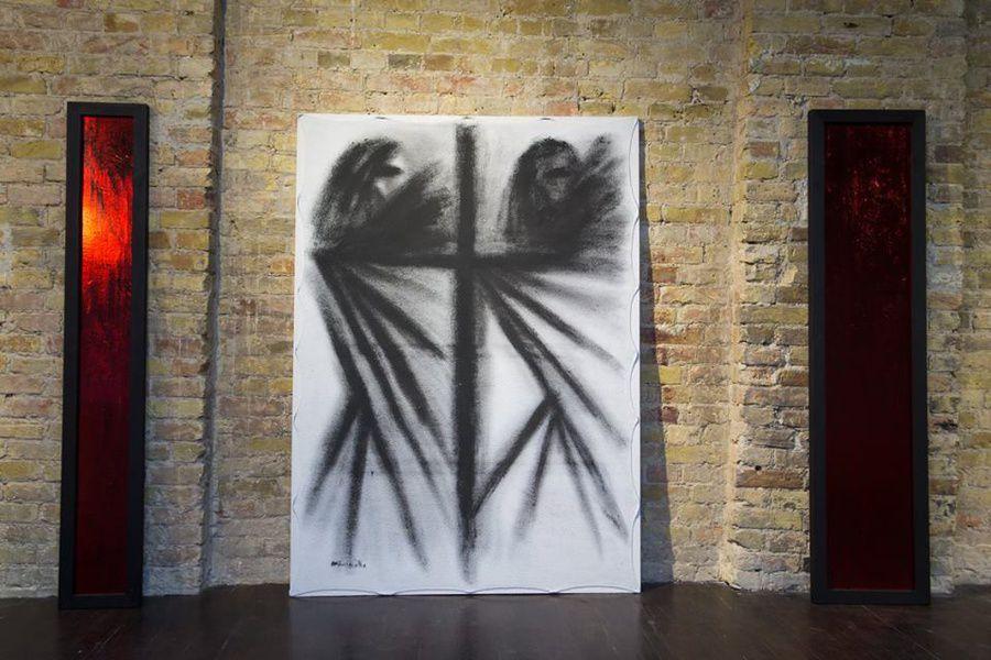 Выставка «Он там, где мы»