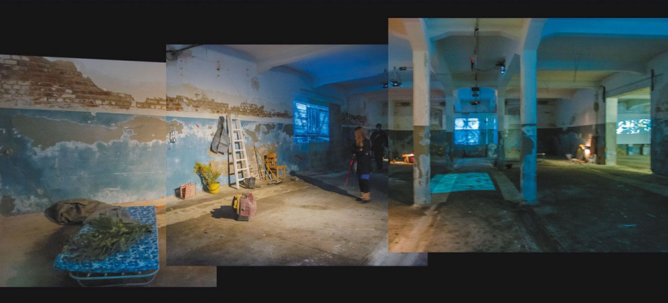 Выставка Владимира Опара «Я существую в постоянно изменяющемся ландшафте»