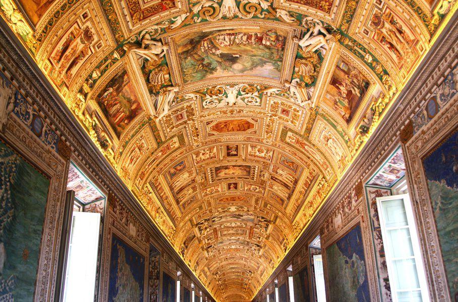 Шедевры Пинакотеки Ватикана без оплаты и очередей