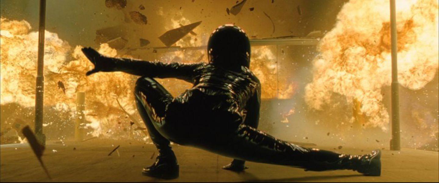 Киноночь «Матрицы» в креативном пространстве «Люмьер-холл»