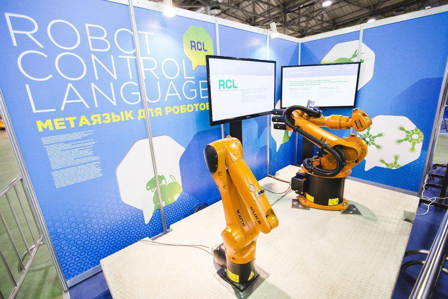 III международная выставка робототехники и передовых технологий Robotics Expo 2015