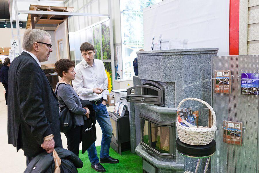 Выставка «Загородный дом»