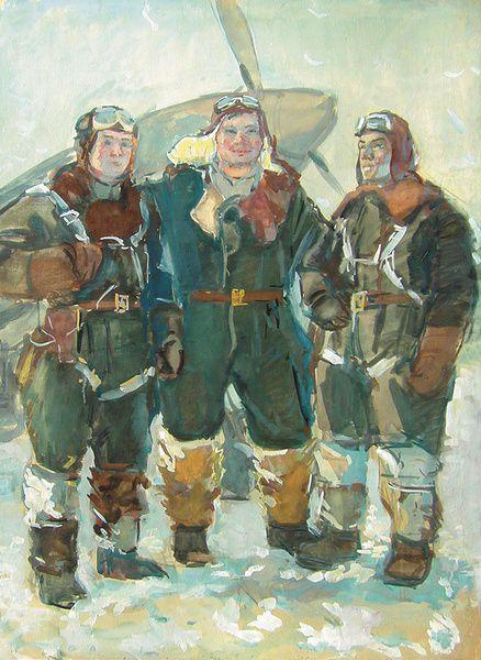 Выставка «Наша армия. Наши победы»