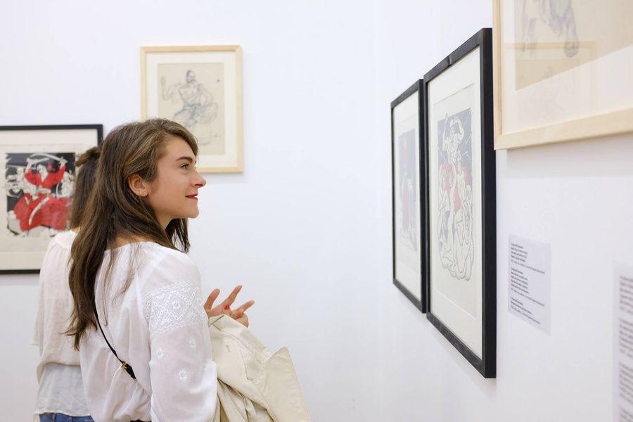 Междисциплинарная выставка-проект «Энеида»