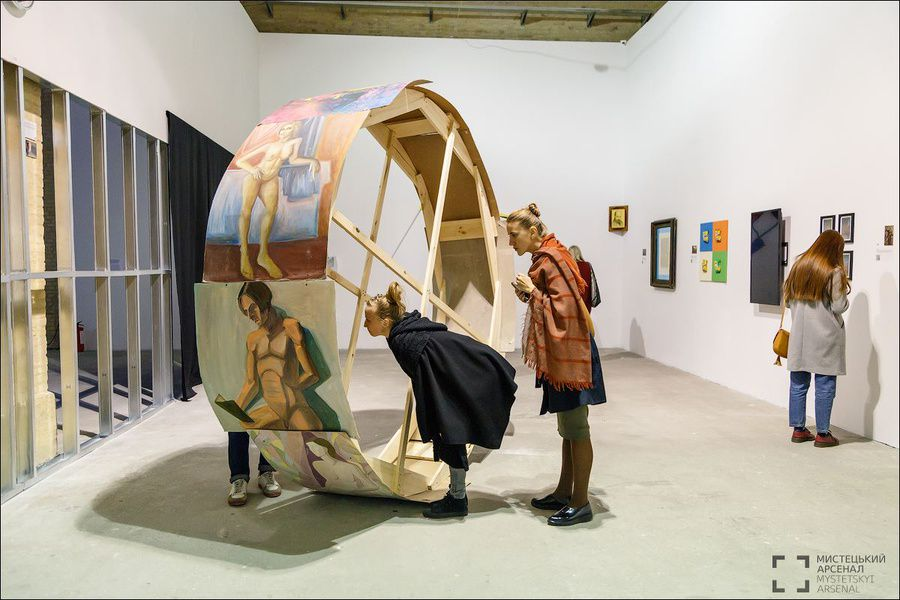 Фестиваль молодых украинских художников