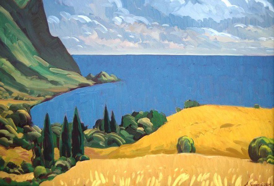 Выставка «Два моря, один мир»
