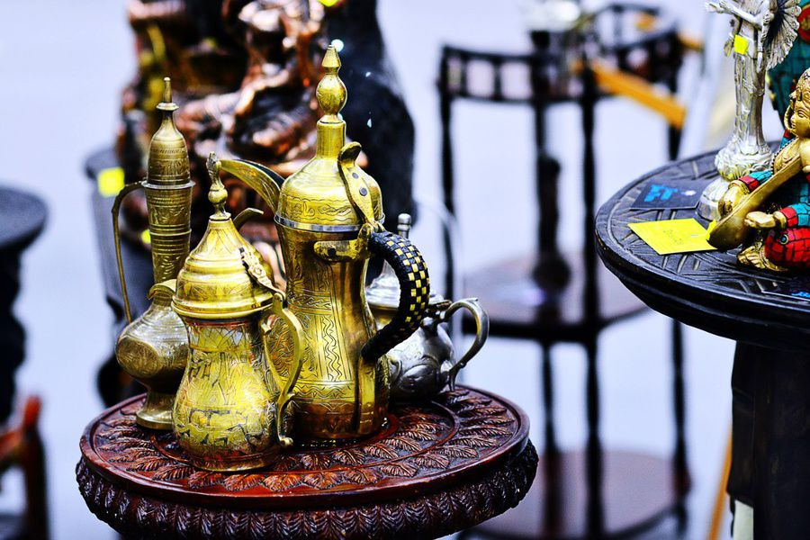 Выставка-продажа «Восточная коллекция»
