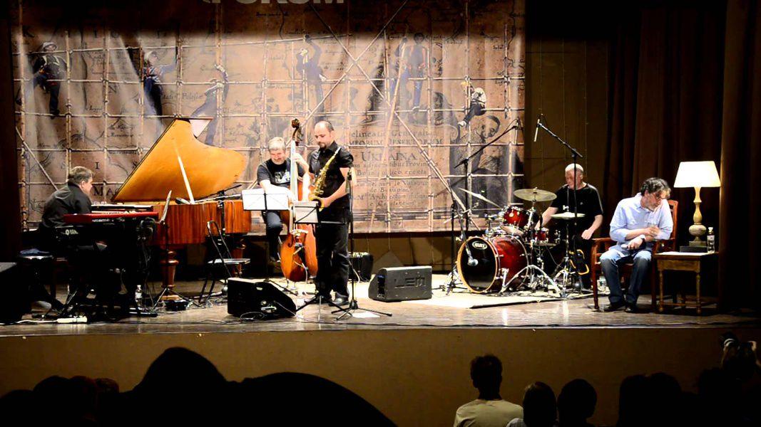 Концерт «Джаз для взрослых»