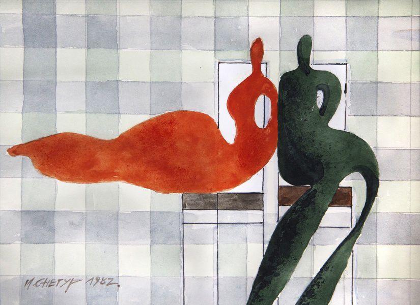 Выставка «Беспощадное обнажение. Обнажённая натура: ню, nude, nudo, nu, desnudo (конец XX – начало XXI веков)»
