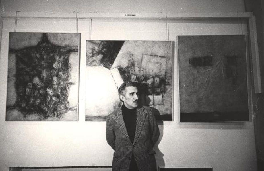 Выставка «Воспоминания о Владимире Немухине»