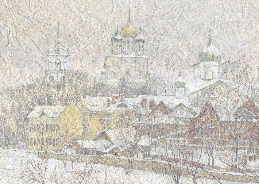 Выставка архитекторов Александра и Екатерины Казаковых