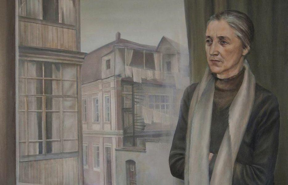 Выставка произведений архитектора-художника Тариела Жоржолиани