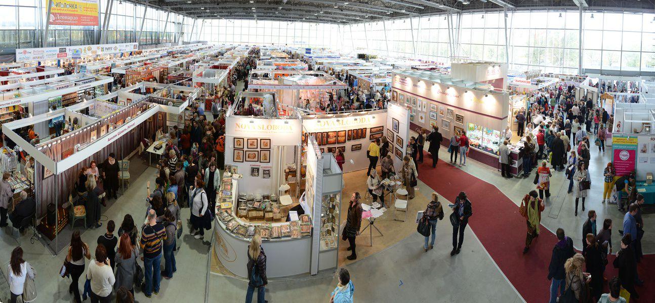 18-я Международная выставка-продажа «Формула Рукоделия Москва. Осень 2017» в «Сокольниках»