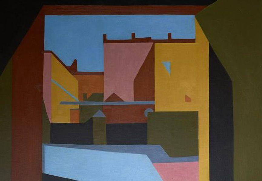 Выставка Екатерины Попушой «Мой город»