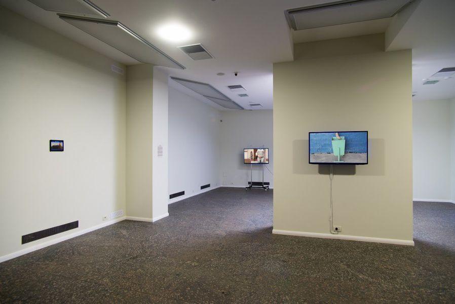 Выставка Катерины Берловой «Детка»