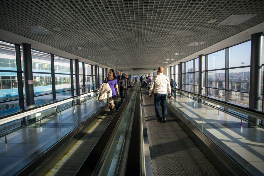 «Ночь в музее» в аэропорту Шереметьево