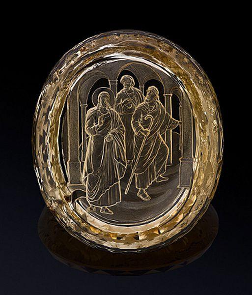 Выставка работ лауреатов конкурса ювелирного искусства «Россия. XXI век»