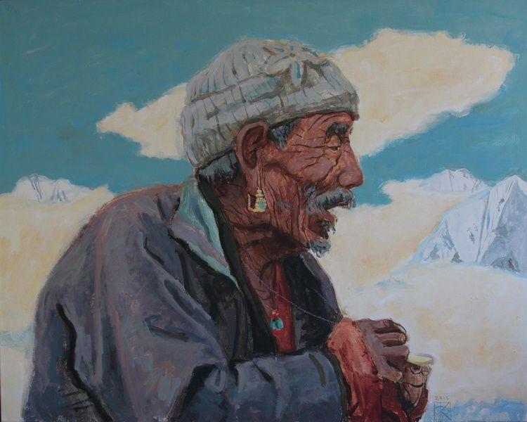 Выставка «Прекрасные лица»