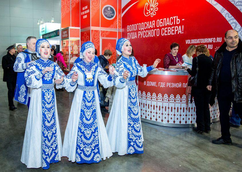 ХV международная туристическая выставка «Интурмаркет-2020»