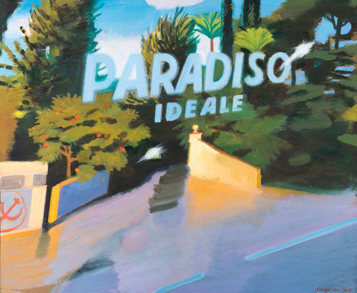 Выставка Paradiso Ideale