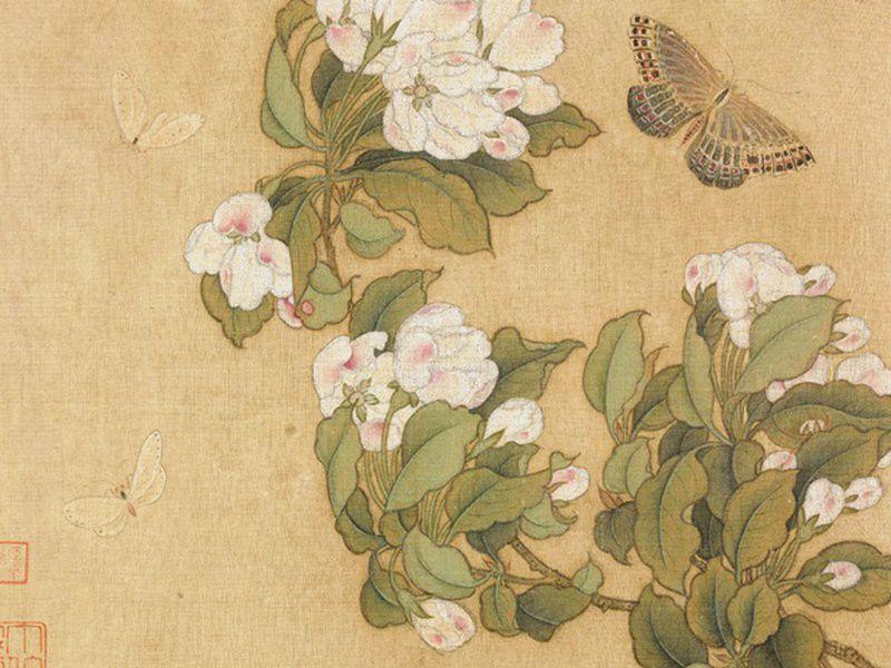 Выставка китайского художника Чан Пэна «Преклоняясь перед величием творений»