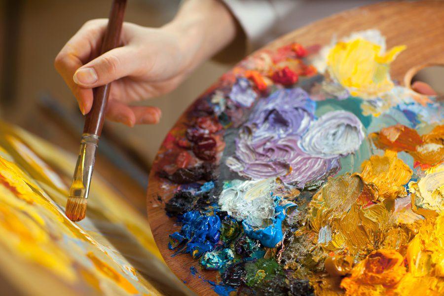 Выставка произведений студентов, выпускников и преподавателей Российской государственной специализированной академии искусств