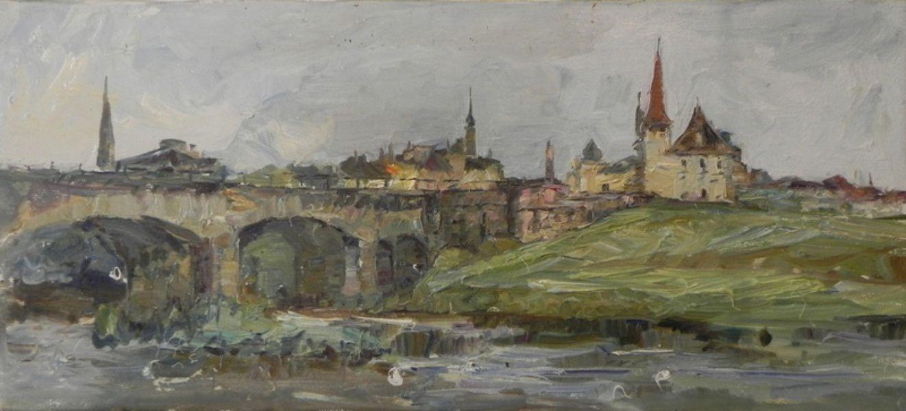 Выставка живописи художников галереи «Эпоха»