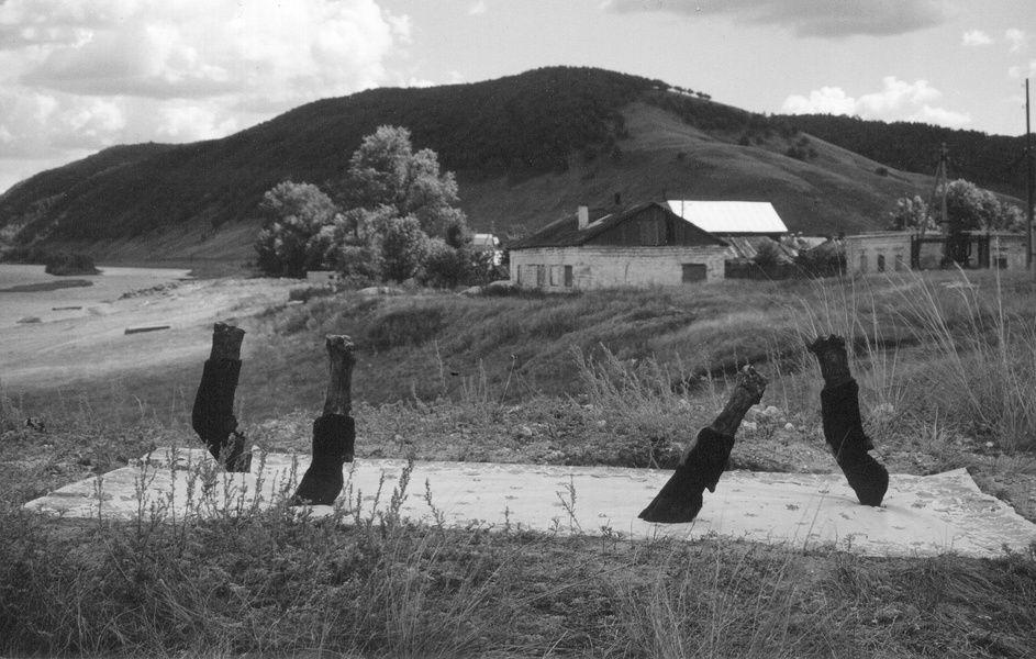 Выставка «Ширяевская биеннале. Среднерусский дзен»