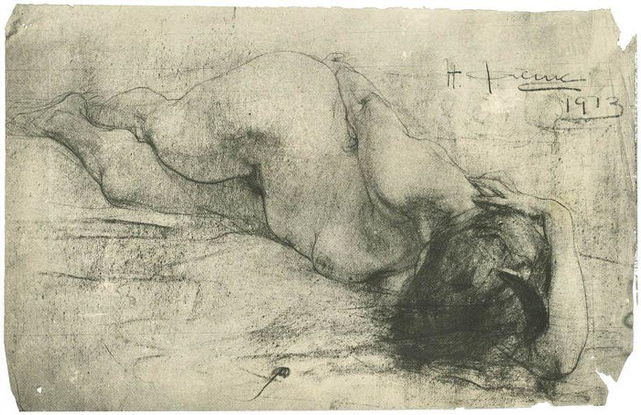 Выставка «Николай Фешин. Графика, живописная миниатюра»