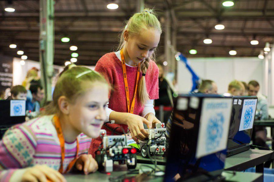 Выставка Robotics Expo 2016