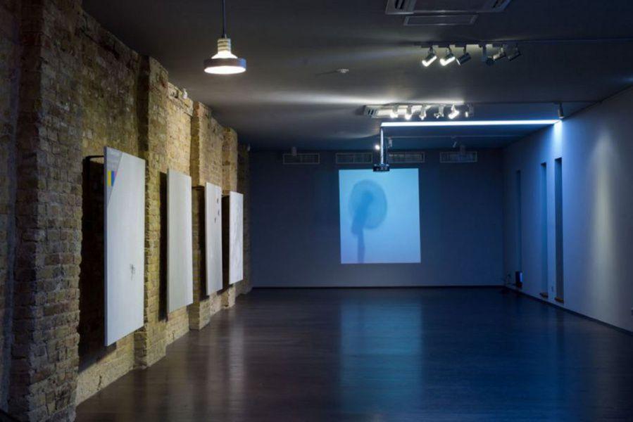 Выставка Ярослава Присяжнюка «Время холста»