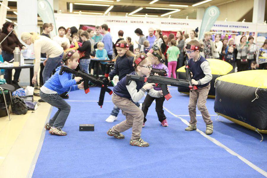Выставка-фестиваль «Мир спорта и игр — Спортлэнд»